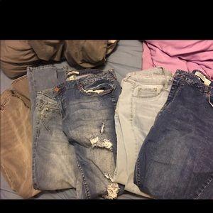 Plus size jean bundle